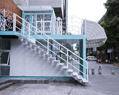 集裝箱房屋優點及安裝方法