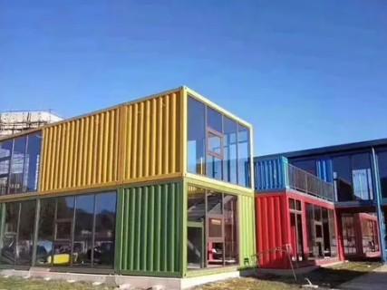集装箱房屋如何做好外观防护