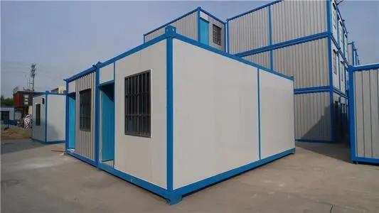 集装箱房屋结构设计注意事项