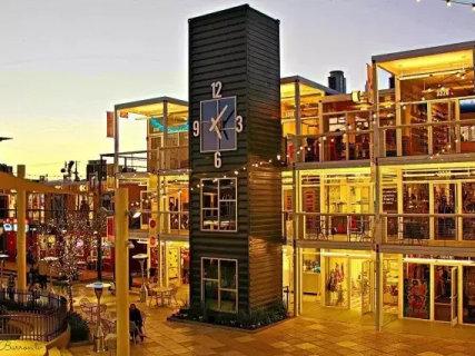 集装箱商业街区设计