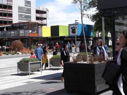 集装箱商业街设计