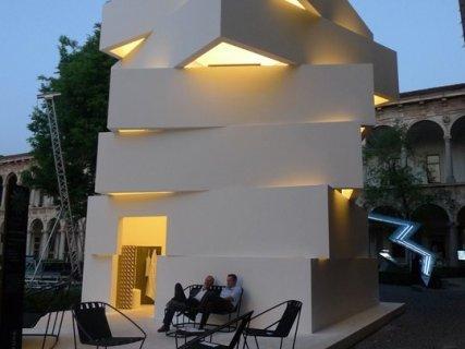 創意美觀集裝箱別墅