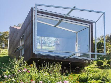 现代风格集装箱别墅