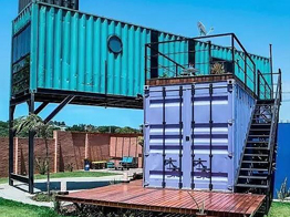 集裝箱房屋組成是如何分類的
