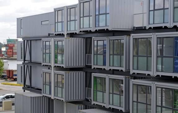 集裝箱房建筑的配置要求是什么呢?