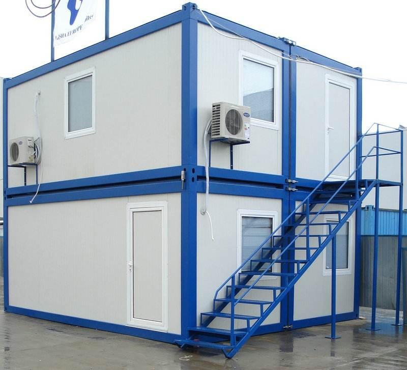 怎么样才能够提高集装箱房的装载量呢?