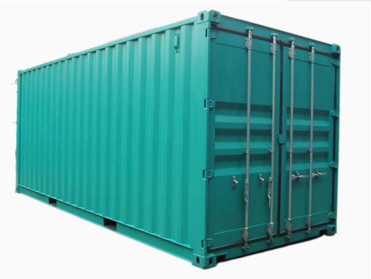 20尺集裝箱尺寸能裝多少噸