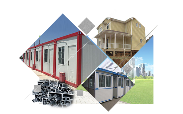 住人集装箱活动房可以买材料来自己搭建吗?