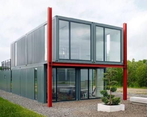 集装箱活动房屋日趋注重安全、舒适、美观和多样化