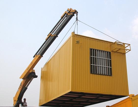住人集裝箱房建造快速、在現代中潮流感強!