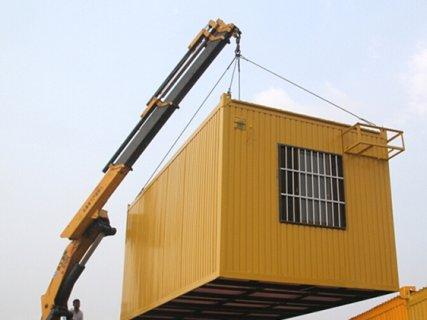 <strong>住人集装箱房建造快速、在现代中潮流感强!</strong>